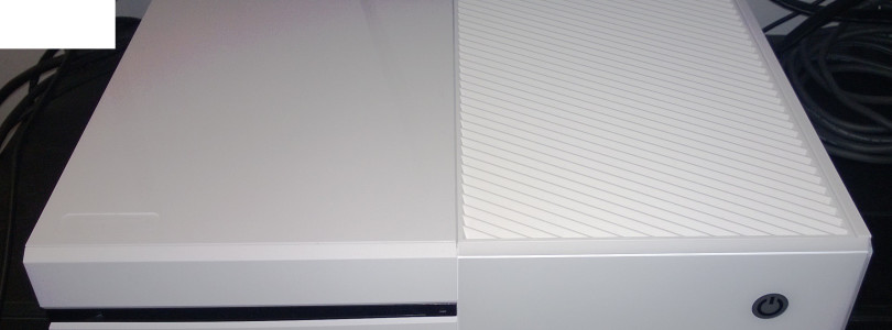 White Xbox One Dev Kit Pops Up Online