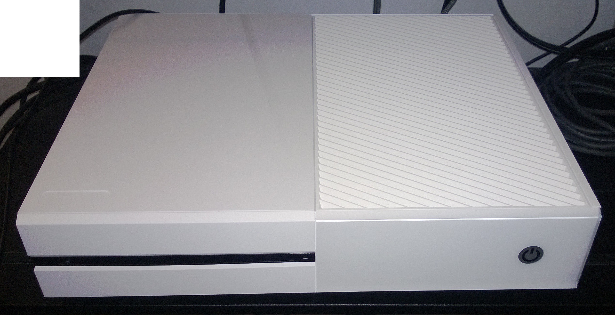 white xbox one dev kit