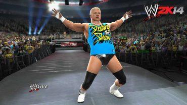 WWE 2K14 Gameplay Stream Reveals A Few Characters
