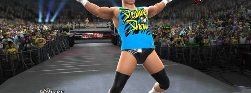 WWE 2K14 Gameplay Stream Reveals A Few Characters