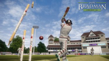 Don Bradman Cricket 14: The legend continues…