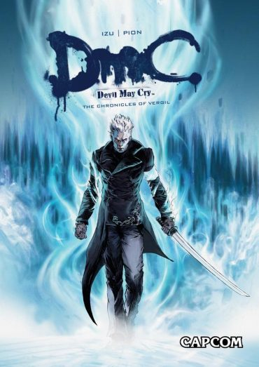 Devil May Cry: The Vergil Chronicles From Titan Comics