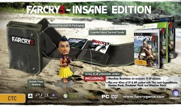 UK Only Competition – Win Far Cry 3 Insane Edition on Xbox 360