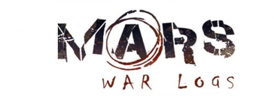 MarsWarLogsLogo