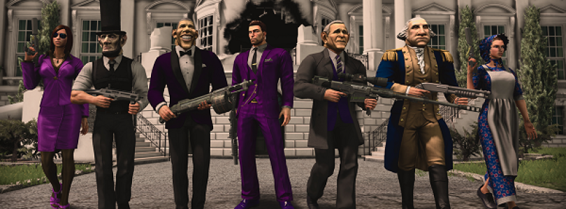 Saints Row IV – Two New DLC Packs Out This Week
