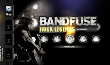 BandFuse: Rock Legends Music Game Heading To Xbox 360 This November