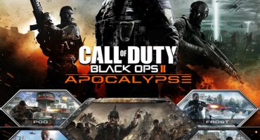 Final Black Ops 2 DLC – Apocalypse Out Now