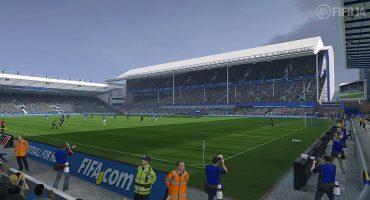 Goodison Park Makes its Gaming Debut