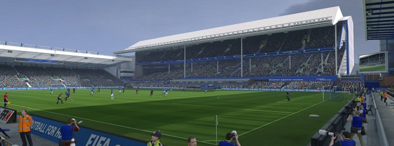 Goodison Park Makes its Gaming Debut
