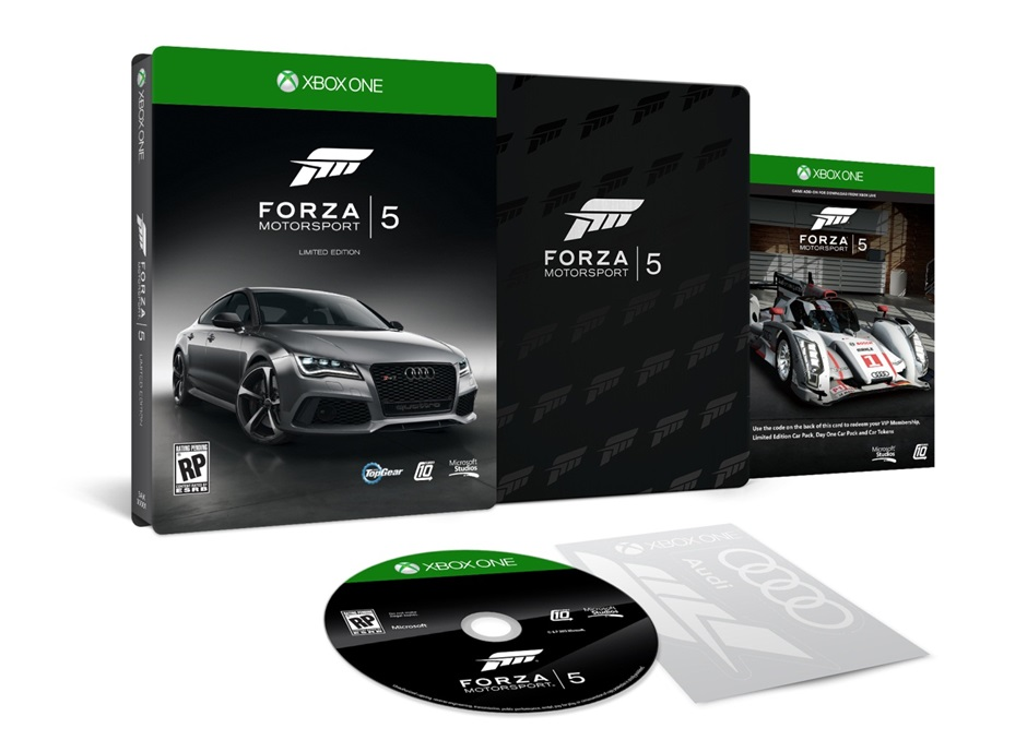 forza 5 limited