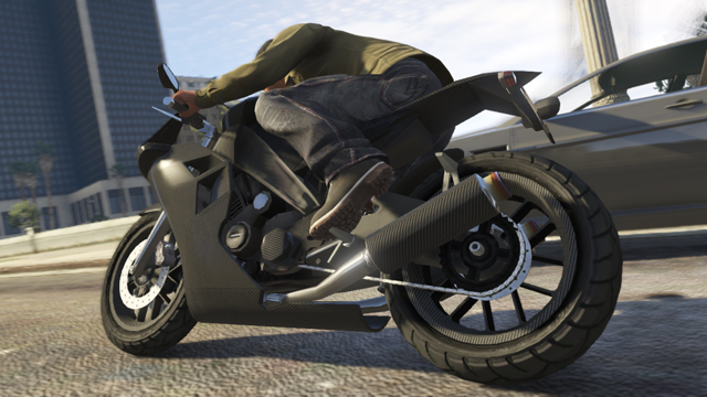 gta carbon bike