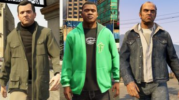 GTAV Official Site Update: Security, Fitness & Entertainment
