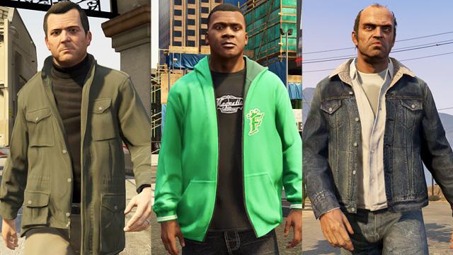 gta custom characters