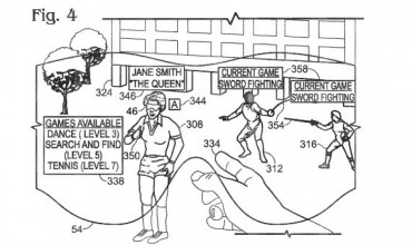 Microsoft Files Patent for Augmented Reality Gaming Glasses