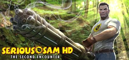 serious sam 2nd encounter