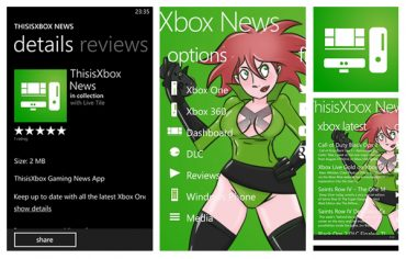 ThisisXbox.com Windows Phone 8 News App – Out Now