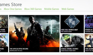 Xbox LIVE Marketplace Is Now Xbox Games Store