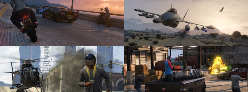 Rockstar Games Spill The Beans On GTA Online