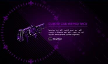 Saints Row IV DLC – Dubstep Gun Remix Pack