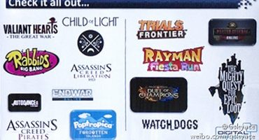 Leaked Titles from Ubisoft – EndWar Return and Two Assassin's Creed's