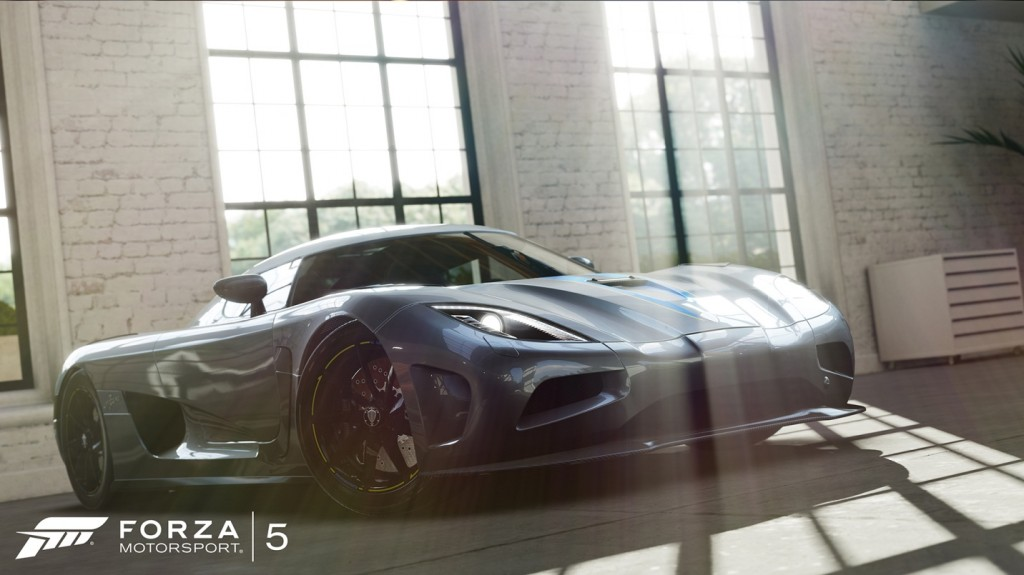 Forza 5 2011 Koenigsegg Agera