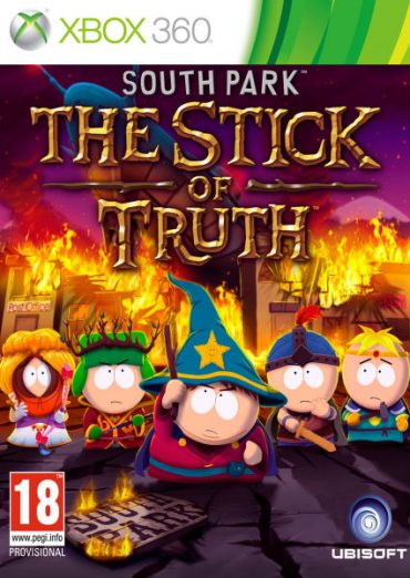 South Park: The Stick of Truth UK Pre-Order Bonus Packs