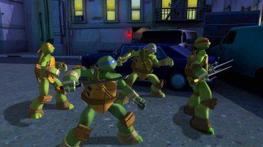 Teenage Mutant Ninja Turtles Out Today