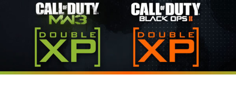 Call of Duty MW3 and Black Ops 2 Receive Double XP All Week