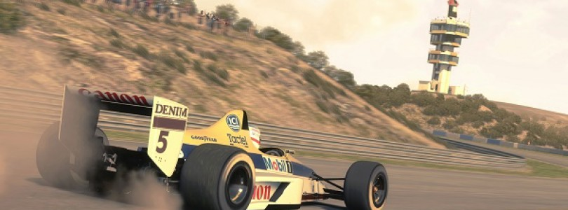 F1 2013 Estoril Hot Lap