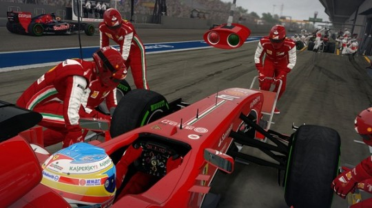 F1 2013 Screenshot 3