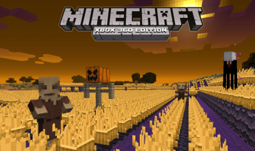 Minecraft Xbox 360 Edition – Free Halloween Texture Pack
