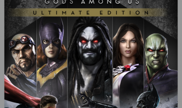 Injustice Gods Among Us: Ultimate Edition Coming to Xbox 360