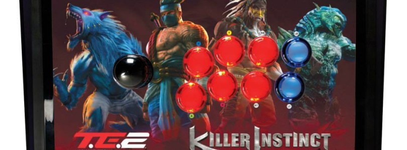 Madcatz Killer Instinct Fight Stick for Xbox One