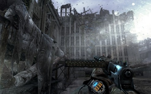 Metro Last Light Chronicles Screenshot 2