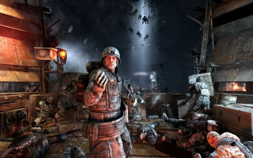 Metro Last Light Chronicles Screenshot