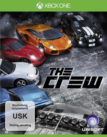 The Crew – Skin a Car Contest