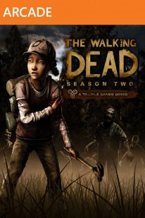 The Walking Dead Season Two Box