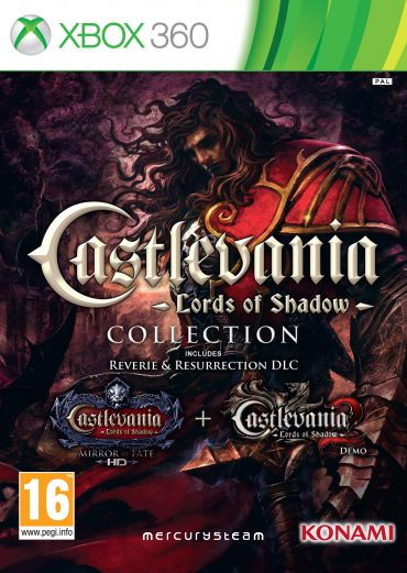 Castlevania: Lords of Shadow Collection Dated