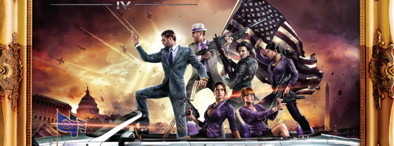 Saints Row IV – National Treasure Edition Available This Summer