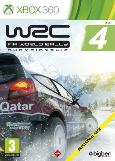 WRC 4 – Announcement Trailer