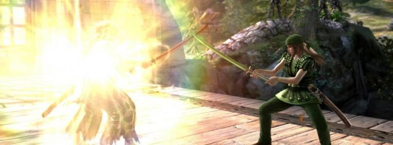 SoulCalibur II HD Online Trailer