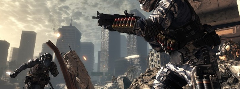 Official Call of Duty: Ghosts Onslaught DLC Pack Preview