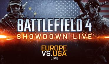 Battlefield 4 Showdown – Team EU Vs Team USA LIVE Tonight