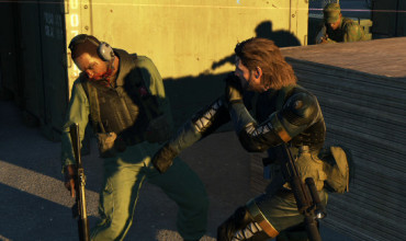 Metal Gear Solid V Confirmed 720p on Xbox One