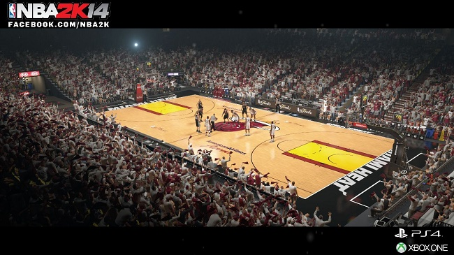 NBA2K14 ARENA