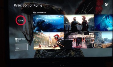 Xbox One Has Full Screen Achievement Pictures