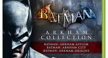 Batman: Arkham Collection Edition