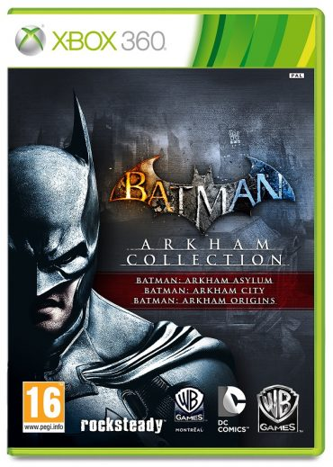 Batman: Arkham Collection Edition