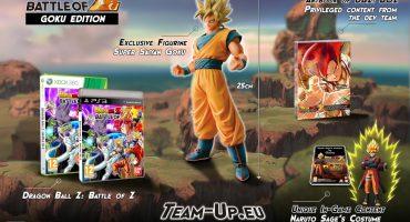 Dragonball Z: Battle of Z 'Goku Edition' Revealed