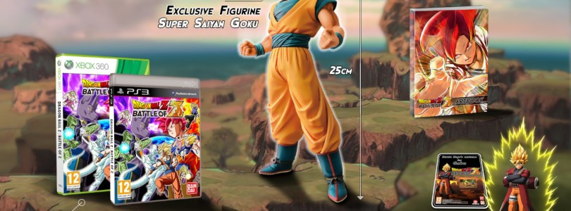 Dragonball Z: Battle of Z 'Goku Edition' Revealed